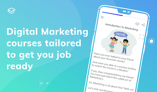Learn Digital Marketing & Online Marketing (MOD APK, Pro) v1.2.8 1