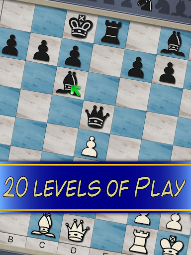 Chess V+, solo and multiplayer board game of kings screenshots 18