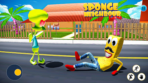 Sponge Squid Neighbor Escape 1.2 screenshots 4