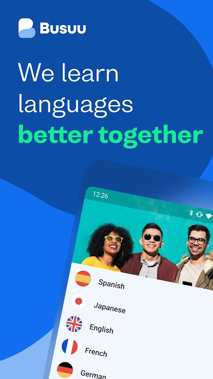 Busuu - Learn Languages - Spanish, Japanese & More poster 0
