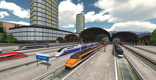 Euro Train Simulator 3.3.1 screenshots 8