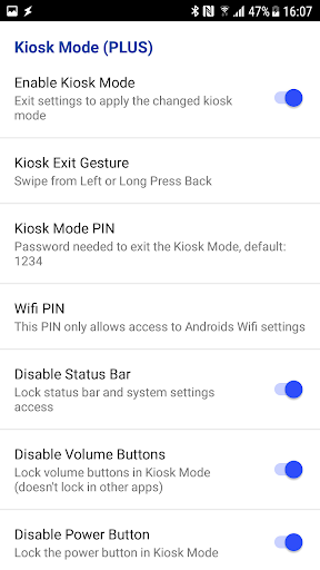 Fully Kiosk Browser & App Lockdown 1.42.4 Screenshots 5