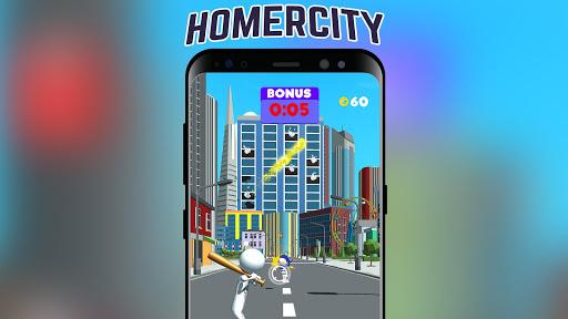 Code Triche Homer City mod apk screenshots 2