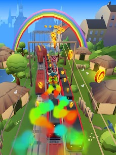 Subway Surfers MOD APK 2.20.1 (Unlimited money, keys, hoverboards and boosters) 12