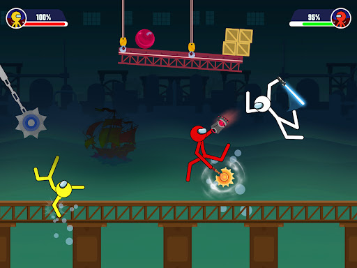 Stick Fights: Stickman Battle 1.0 screenshots 10