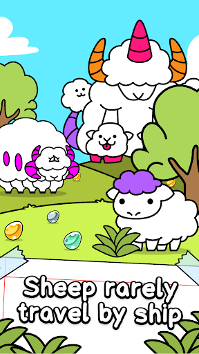 Sheep Evolution - Merge and Create Mutant Lambs screenshots 1