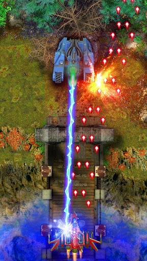 HAWK: Airplane games. Shoot em up  screenshots 5