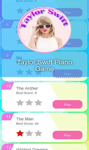 willow taylor swift new songs piano game 1.3 screenshots 3