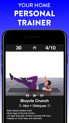 Daily Workouts Free - Home Fitness Workout Trainer 6.30 Screenshots 11