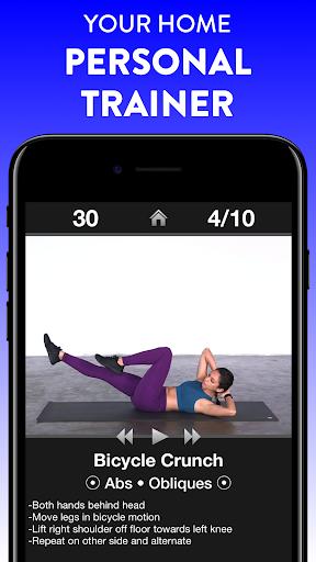 Daily Workouts Fitness Trainer apktram screenshots 6