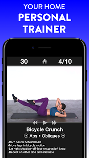 Daily Workouts Fitness Trainer 6.32 Screenshots 6