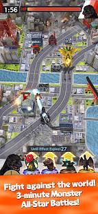 Hack Game GODZILLA BATTLE LINE apk free