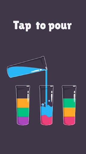 Cups - Water Sort Puzzle screenshots 9