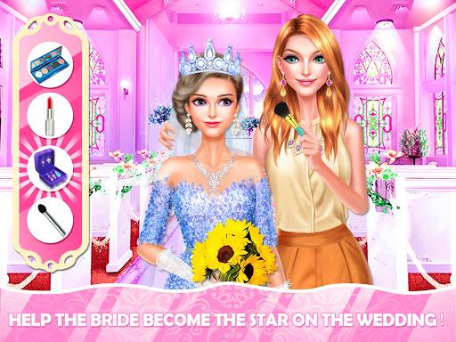 Wedding Makeup Stylist - Games for Girls 1.0 Screenshots 16