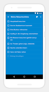 Notebook -Notizen aufzeichnen Screenshot