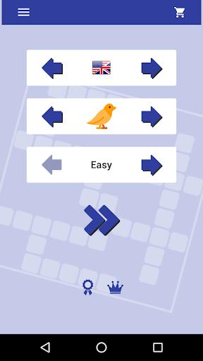 Crossword Thematic apktreat screenshots 1