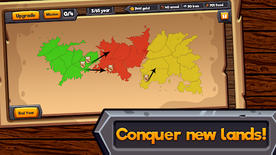 Empire and Land: Turn-Based Strategy Mod Apk (Unlimited Gold/Diamonds) 9