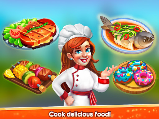 Kitchen Star Craze - Chef Restaurant Cooking Games  screenshots 15