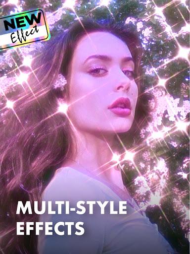Filto: Video Filtersuff0cPhoto Editoruff0cSparkle Effect apktram screenshots 9