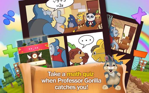 garfield math run screenshot 3