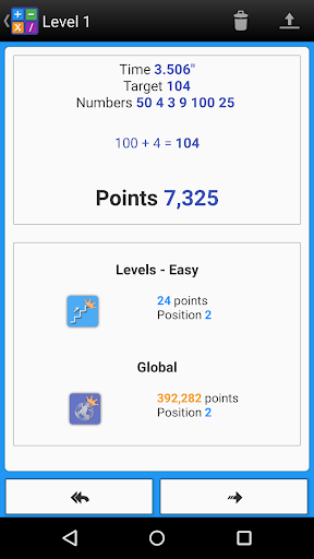 Numbers Game! 6 Countdown Math apkdebit screenshots 20