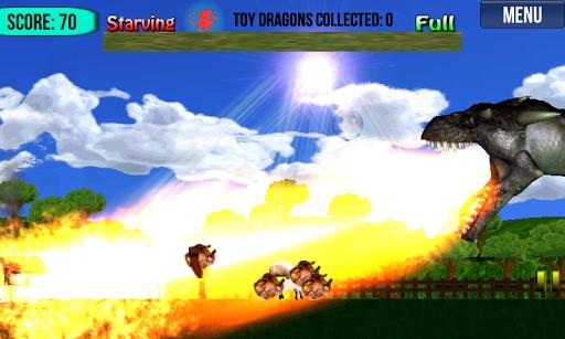 dragon feeding frenzy (no ads) screenshot 1