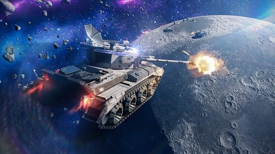 World of Tanks Blitz Mod APK [Unlimited Everything] – Prince APK 1