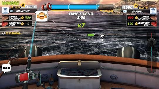 Fishing Clash: Game Câu Cá Online Thể Thao 3D Ver. 1.0.150 MOD Menu APK | Line Never Break | Auto fishing 2