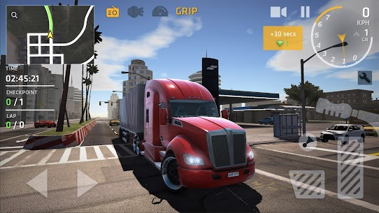 Ultimate Truck Simulator Mod Apk 1.1.3 (Large Amount of Currency) 7