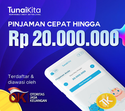 TunaiKita – Aplikasi Pinjaman Dana Online Cepat Cair