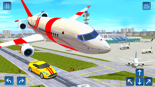 Airplane Pilot Car Transporter: Airplane Simulator  screenshots 10
