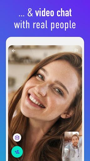 AHOI Random Live Video Chat - Meet new friends! apktram screenshots 3