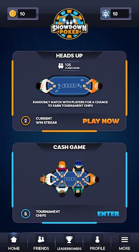 Showdown Poker - Online Competitive Hold'em 1.923 screenshots 6