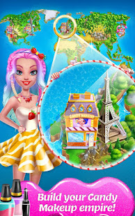 Candy Makeup Beauty Game - Sweet Salon Makeover 1.1.8 Screenshots 10