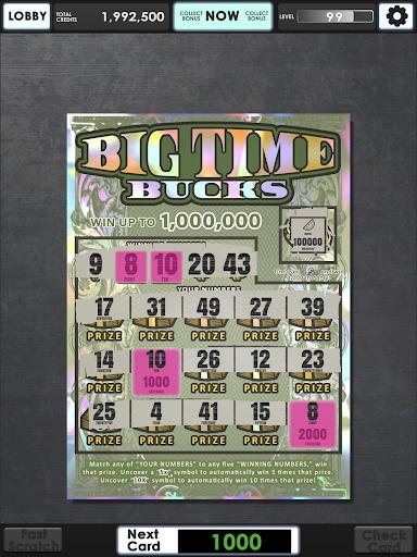 Lucky Lottery Scratchers 1.0.2 Screenshots 11