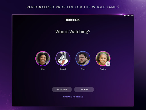 HBO Max: Stream and Watch TV, Movies, and More screenshots 13