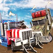 Monster Truck vs Euro Truck: Demolition Derby