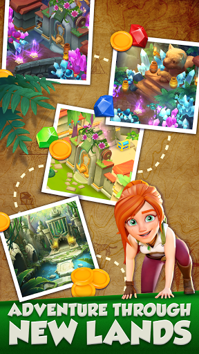 Temple Run: Treasure Hunters  screenshots 5
