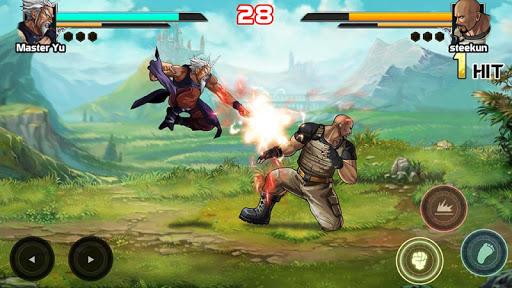 Mortal battle: Fighting games screenshots 5