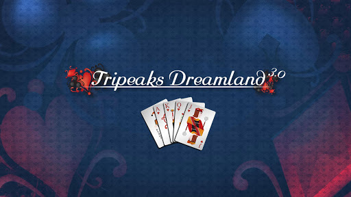 tripeaks dreamland screenshot 1