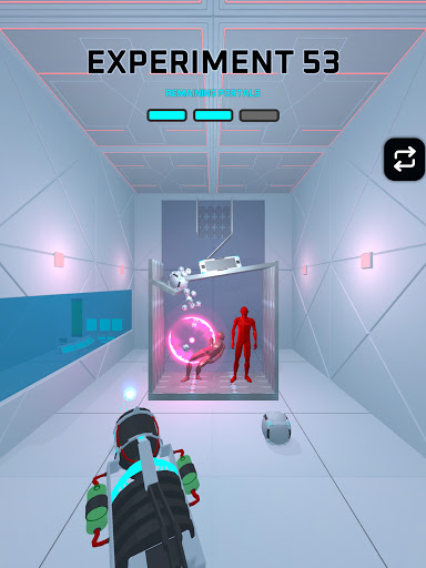 Portals Experiment screenshots 13