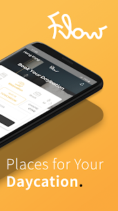 Flow: By-Hour Hotels, Workspace & Staycation Deals 3.2.4 APK + MOD Download Free 2