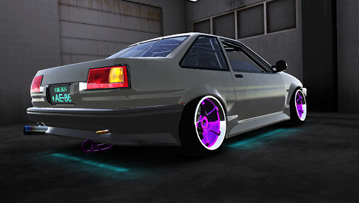 86 Daily Drift Simulator JDM screenshots 3