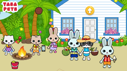 Yasa Pets Island 1.0 Screenshots 23