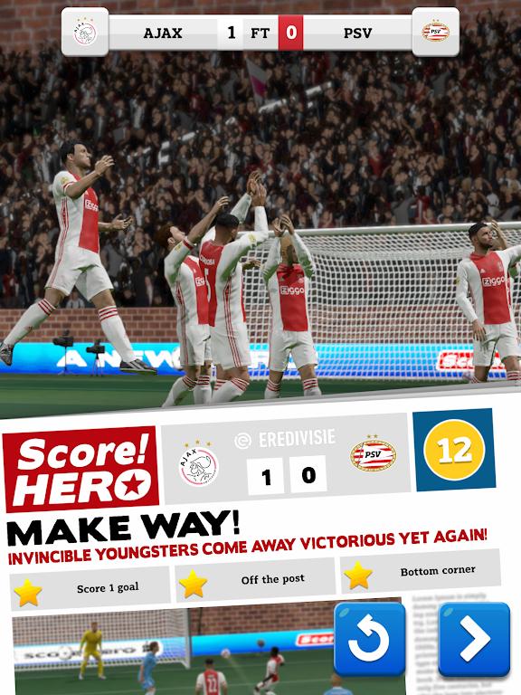 Score! Hero 2 poster 6