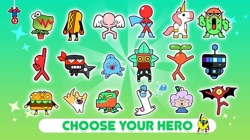 Stickman Hook android2mod screenshots 8
