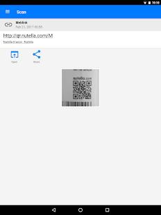 QR & Barcode Scanner 2.2.12 Screenshots 20
