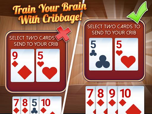 Ultimate Cribbage - Classic Board Card Game 2.4.0 screenshots 7