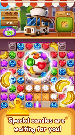 Food Pop: Food puzzle game king in 2021  screenshots 11