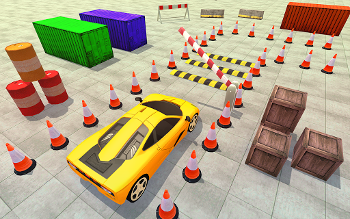 Ideal Car Parking Game: New Car Driving Games 2019 9 screenshots 2